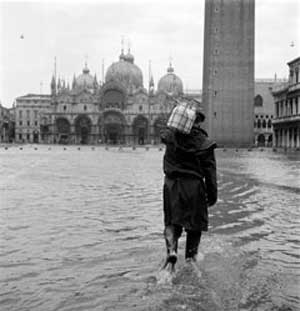 High Tide in Venice, 1962